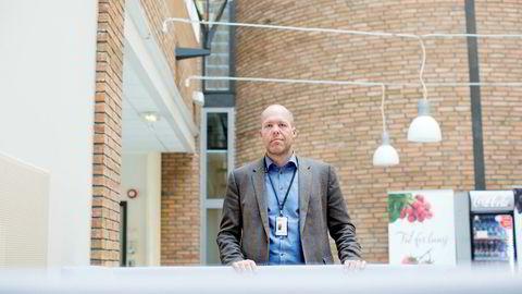 Steinar A. Munch Rotevatn, enhetsleder visum- og au pair-enheten i UDI, har akkurat nå rundt 50 personer til vurdering for brudd på au pair-ordningen.