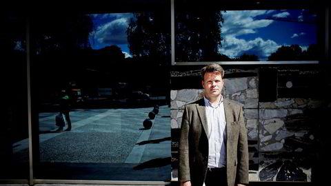Kommunikasjonsdirektør Audun Lågøyr i Skanska bekrefter at selskapet har stevnet Bane Nor for retten.