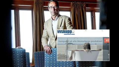 Frode Strand-Nielsens FSN Capital kjøper den nettbaserte baderomsinnrednings-forretningen vvskupp.no via Bygghemma Group, og vil ta konseptet ut i Norden.