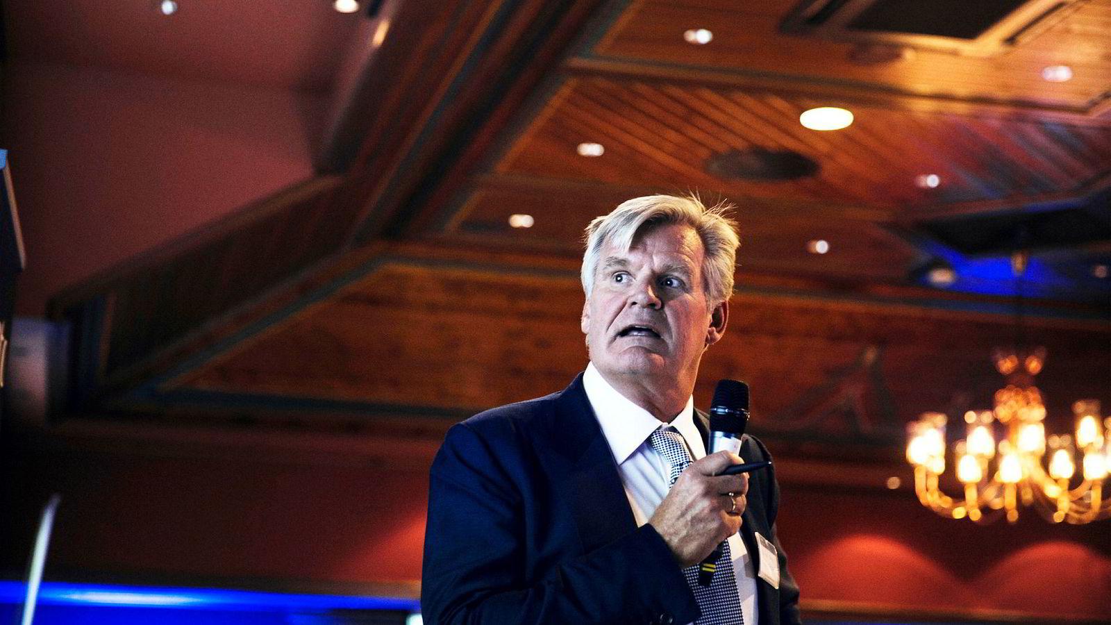 Tor Olav Trøim-kontrollerte Borr Drilling har sikret endelige tilsagn om finansiering på totalt 645 millioner dollar.