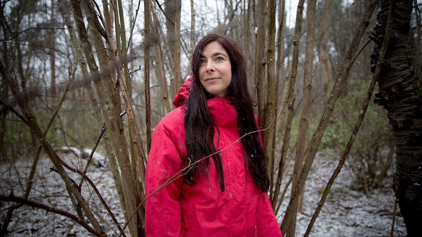 Ifølge DNs anmelder byr Lajla Rolstad på fine innsikter i boken «Ulveøya». Foto: Terje Bringedal, NTB Scanpix