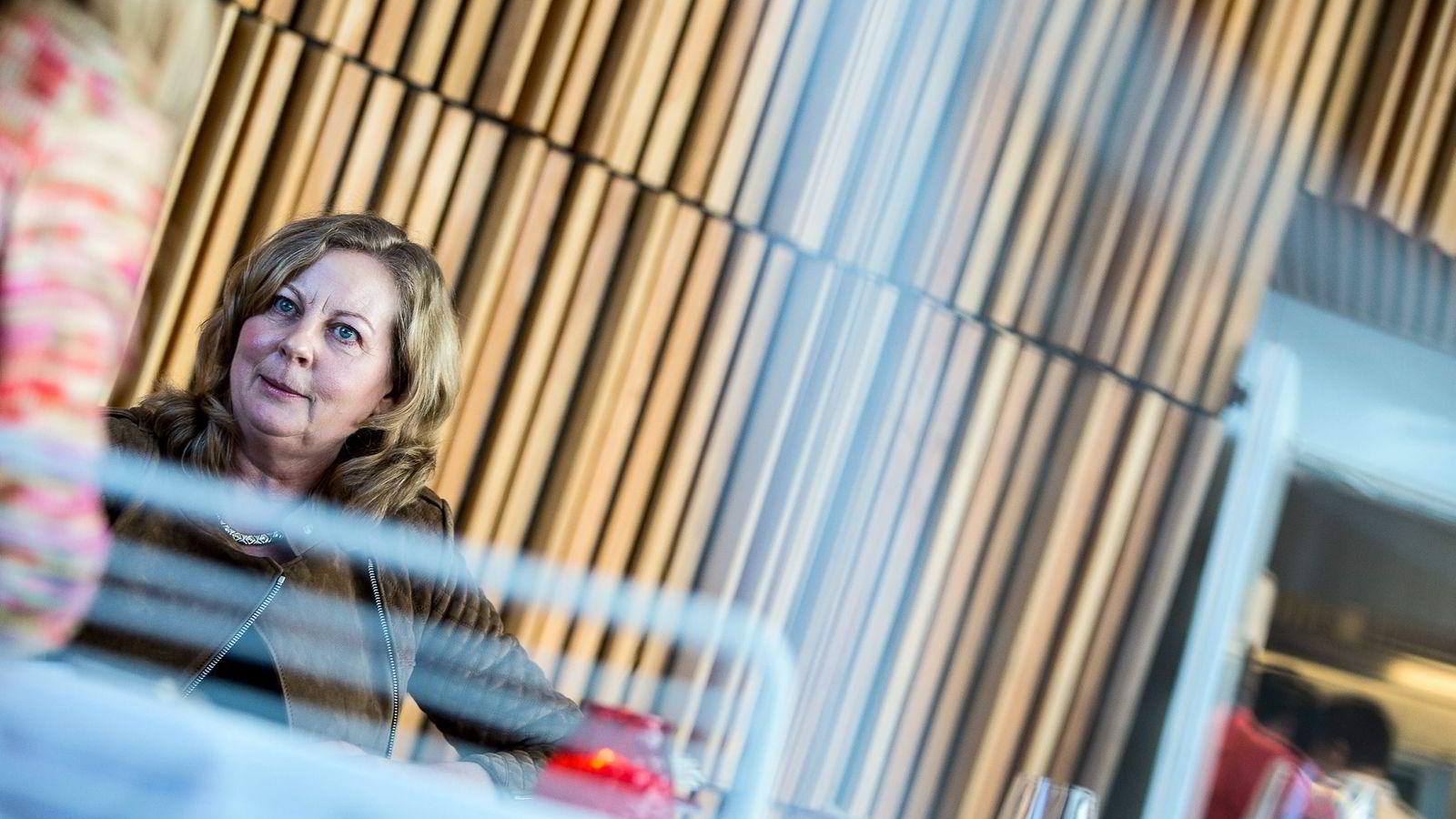 – Strålefrykten misbrukes, sier Berit Svendsen, administrerende direktør i Telenor Norge.