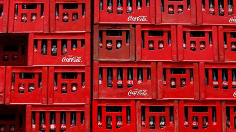 Coca-Cola nedbemanner.