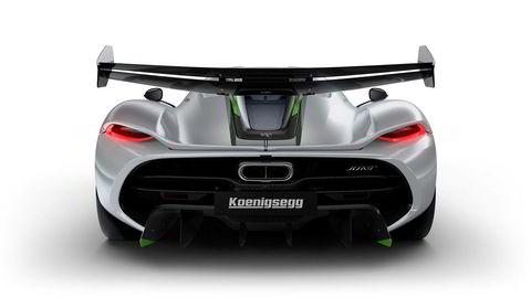 Jesko er siste nytt fra det svenske superbilmerket Koenigsegg.