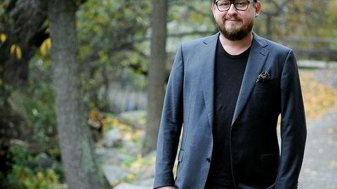 Er Metoo de anonyme anklagenes revolusjon, spør forfatter Torgrim Eggen etter å ha sett en svensk tv-dokumentar, der graveredaksjonen Uppdrag Granskning har tatt for seg medienes dekning av Metoo og anklagene mot Fredrik Virtanen (bildet). Foto: Anders Wiklund / TT / NTB scanpix