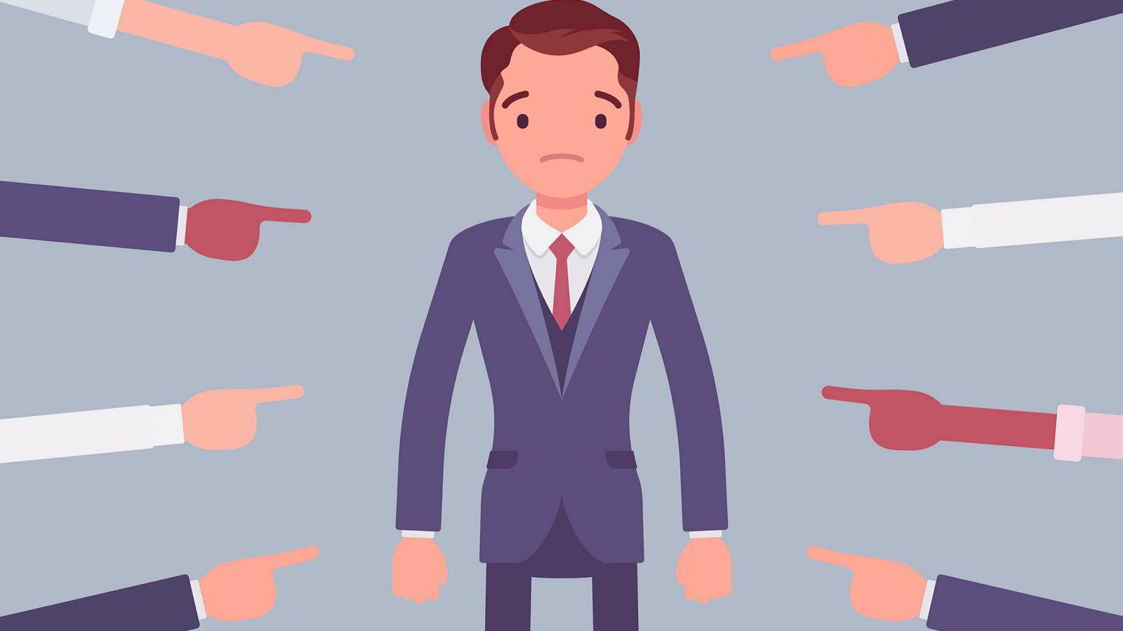 Forskning innen moralpsykologi viser at moralen vår er fleksibel. Det som får oss til å rødme til å begynne med, kan gradvis bli en normal del av det som skjer på jobb.