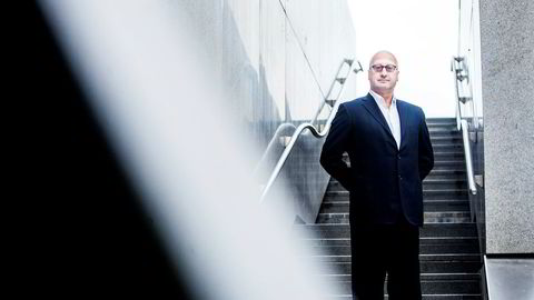 Investeringsdirektør og forvalter Albert Collett, Arctic Asset Management.