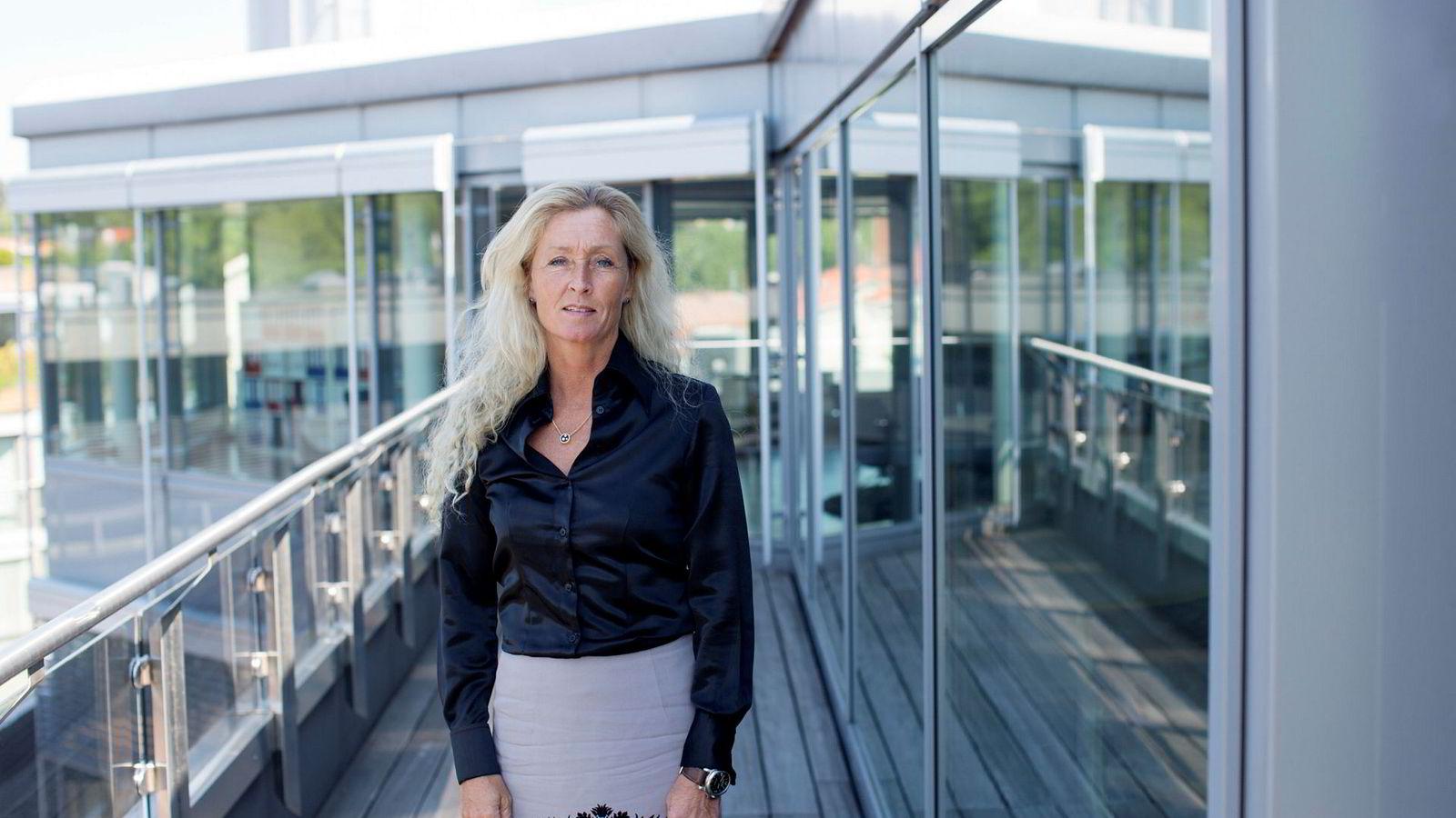 Grethe Wittenberg Meier administrerende direktør i Privatmegleren.