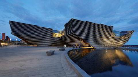 I søkelyset. Det nye V&A-museet har gjort den før så oversette byen Dundee til en het destinasjon. Reisebibelen, Lonely Planet, kåret nylig stedet til et av sine topp ti reisemål i Europa.