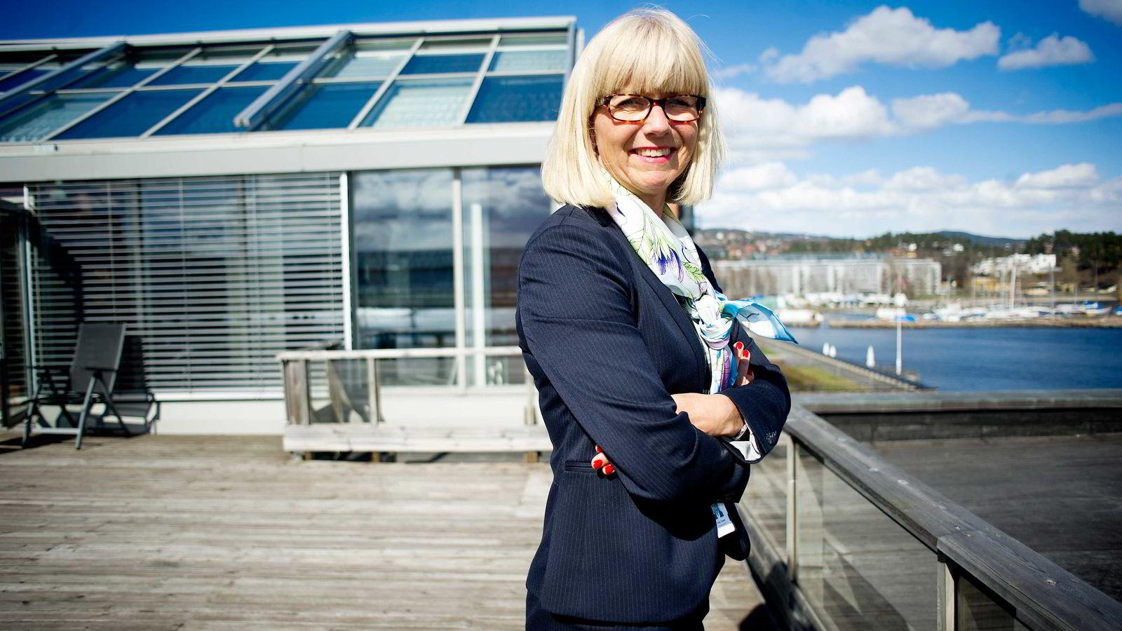 Det er fortsatt noen år frem i tid før vi eventuelt gjør en investeringsbeslutning, sier Kristin Færøvik, administrerende direktør for oljeselskapet Lundin Norway.