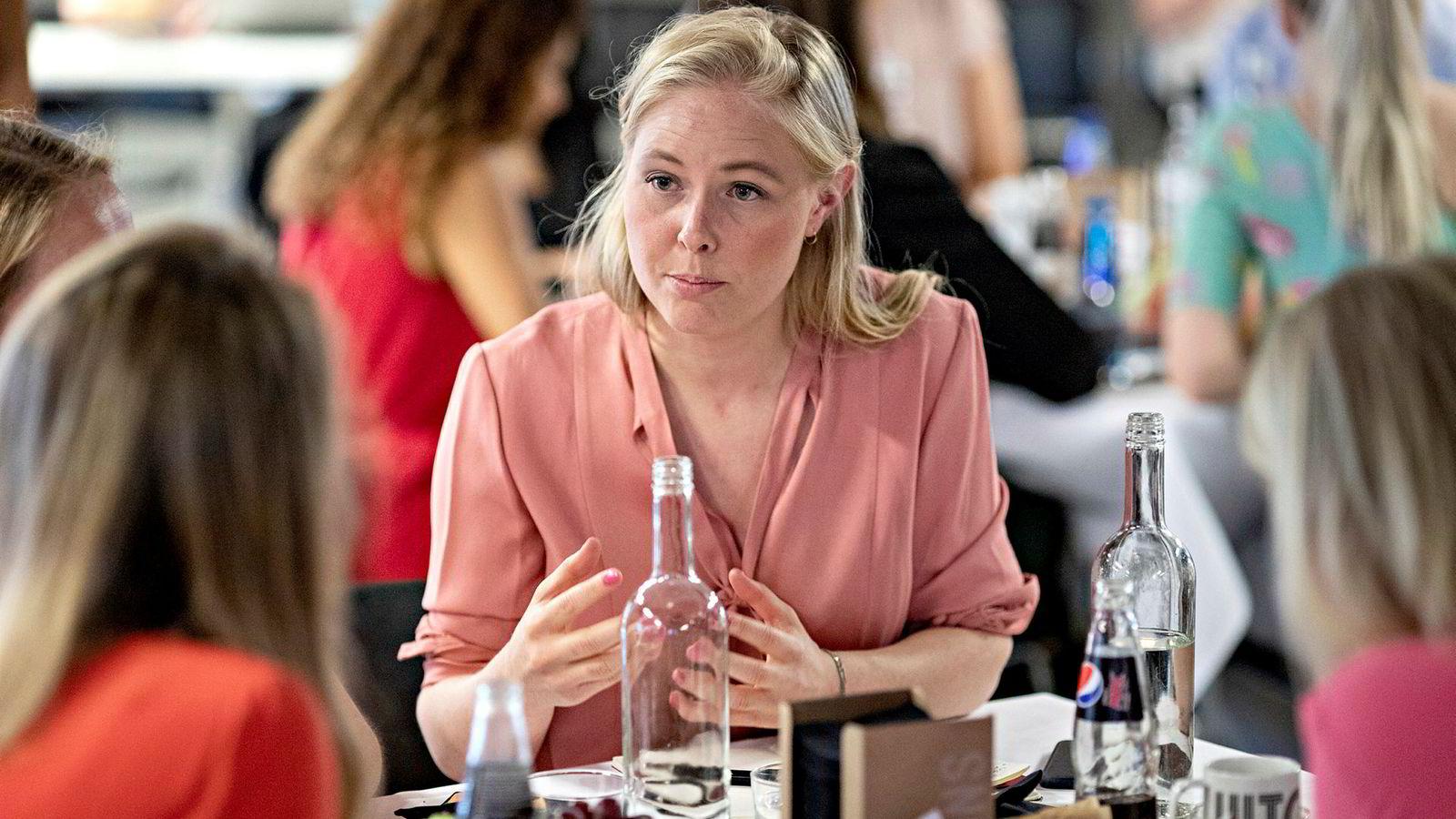 Sigrun Syverud i selskapet Fjong er kåret til årets kvinnelige gründer.