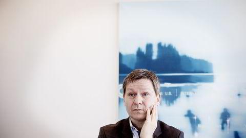 Kredittanalysesjef Pål Ringholm i Swedbank. Foto: Ida von Hanno Bast