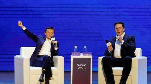 Elon Musk og Jack Ma er to av de mest innflytelsesrike teknologivisjonærene i verden. De har vidt forskjellige oppfatninger av hva kunstig intelligens (AI) vil bety for menneskeheten og verden.