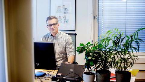 Direktør i Datatilsynet, Bjørn Erik Thon, er fornøyd med at det kommer inn mange avviksmeldinger til Datatilsynet. Det betyr at GDPR fungerer, mener han.