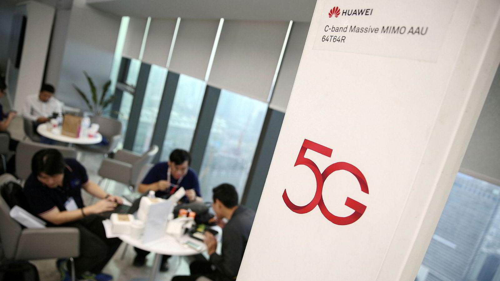Tyskland stenger ikke Huawei ute fra å konkurrere om 5G-utbygging i landet.