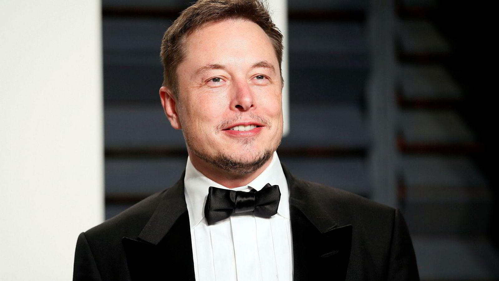 Musk måtte innløse opsjoner som ga ham en fortjeneste på 1,34 milliarder dollar. Det ga utslag på skatten.