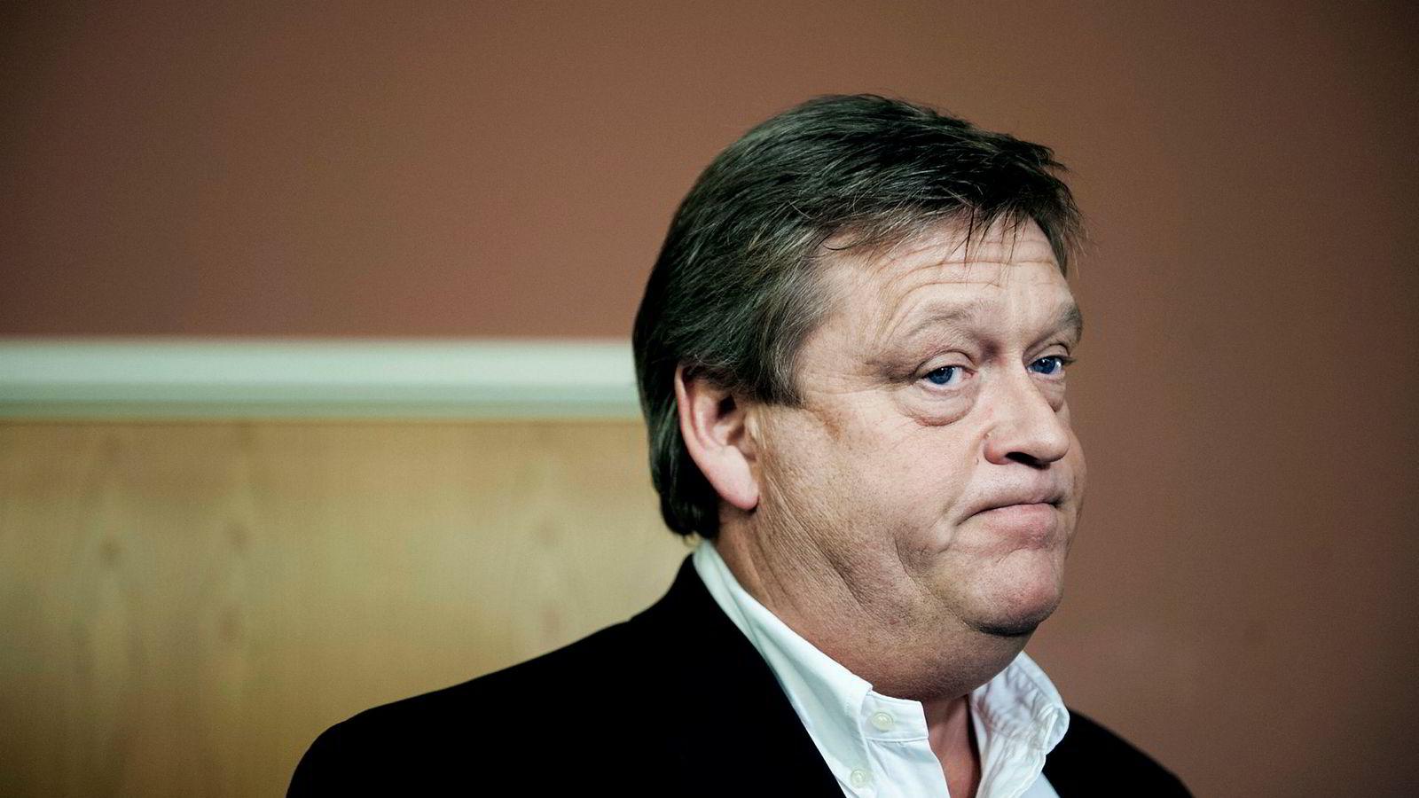 Fiskeriminister Harald T. Nesvik (Frp).