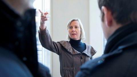 Assisterende direktør Elisabeth Sørbøe Aarsæther i Nkom legger varsel til side etter nye tall fra Telenor.