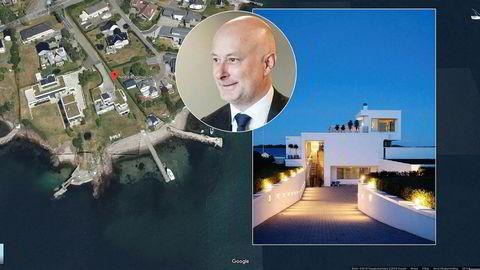 Pareto-sjef Ole Henrik Bjørge har solgt funkishuset i Tønsberg for to millioner kroner mer enn han kjøpte det for i 2010.