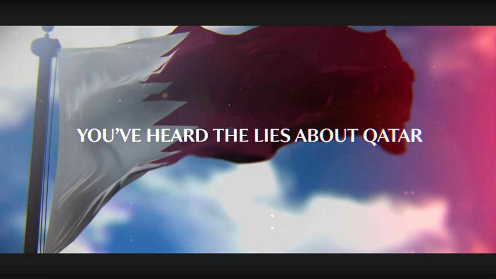 Denne reklamen ha rullet på amerikanske tv-skjermer denne uka. Skjermdump: Youtube