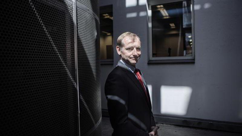 Administrerende direktør Carl O. Geving i Eiendomsmeglerforbundet.