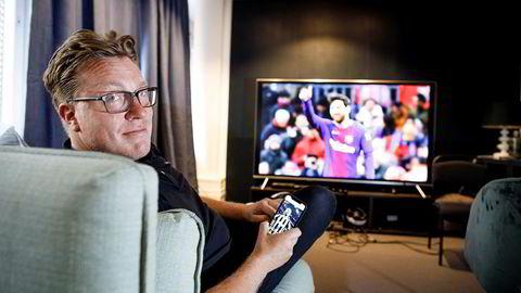 Styret i strømme-app-selskapet Lavo.tv skal undersøke hvorfor aksjekursen har falt så kraftig. Selskapets långiver i London er blant dem som skal undersøkes. På bildet er gründer Tom Roger Sokki.