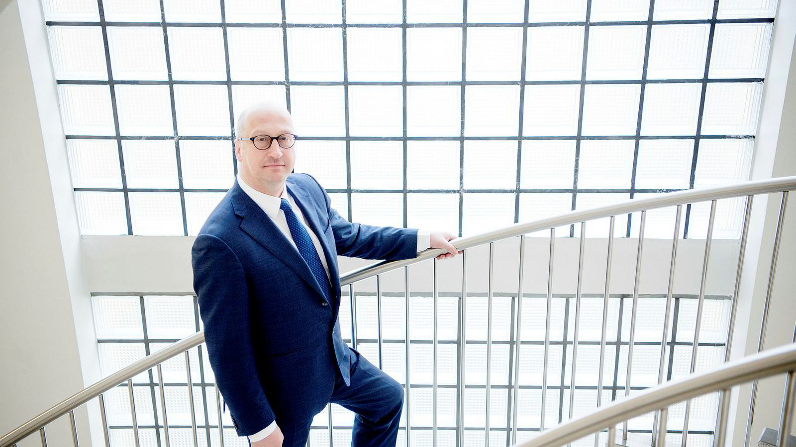 Porteføljeforvalter Albert Collett i Artic Fund Management.