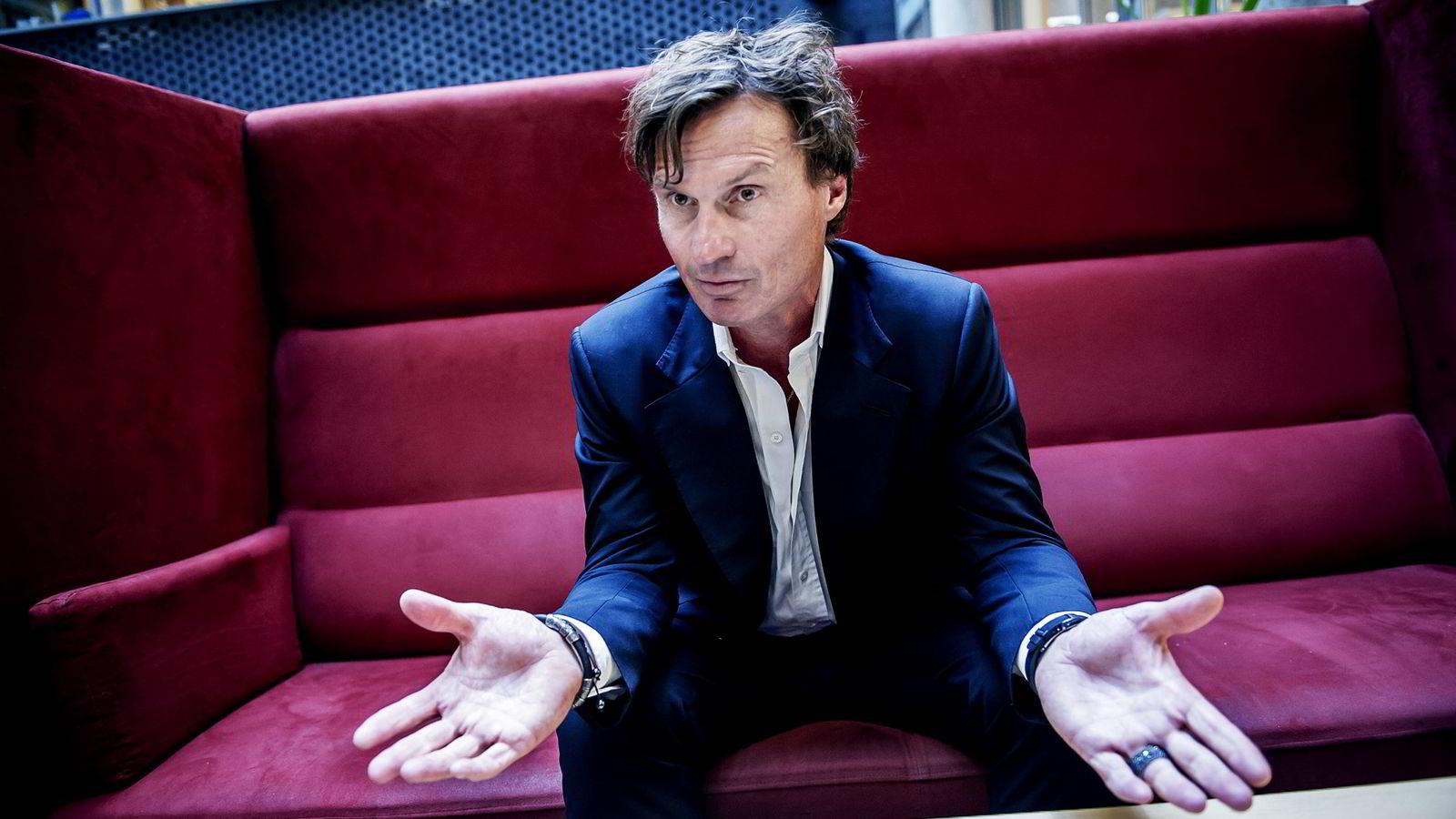 Hotelleier Petter Stordalen mener konkurrenten har gjort en rekke feil i satsingen. Foto: Gorm K. Gaare