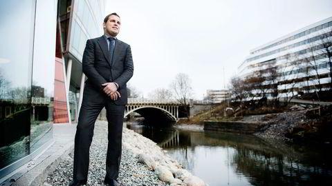 6,6 MILLIONER PÅ ADVOKAT. Frederik Mohn og hans selskap Perestroika kjøpte ifjor advokattjenester for 6,6 millioner kroner fra advokatfirmaet Torkildsen & Co. Foto: Hampus Lundgren