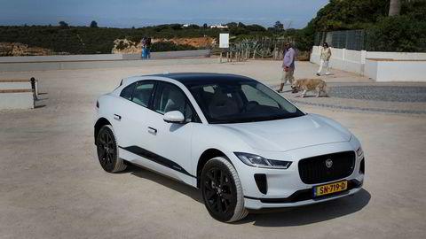 Jaguar I-Pace har ikke overraskende blitt en stor suksess i Norge. I oktober er det kun fire andre bilmodeller det er registrert flere av.