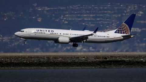 United Airlines vil ikke fly over iransk luftrom.
