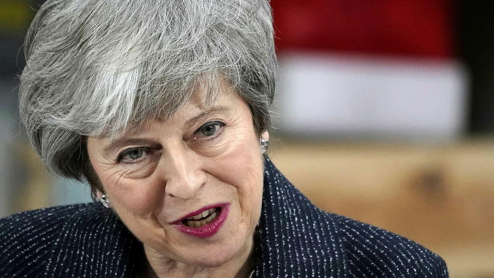 Tirsdag, onsdag og torsdag skal det britiske parlamentet stemme over statsminister Theresa Mays forslag til skilsmisseavtale.