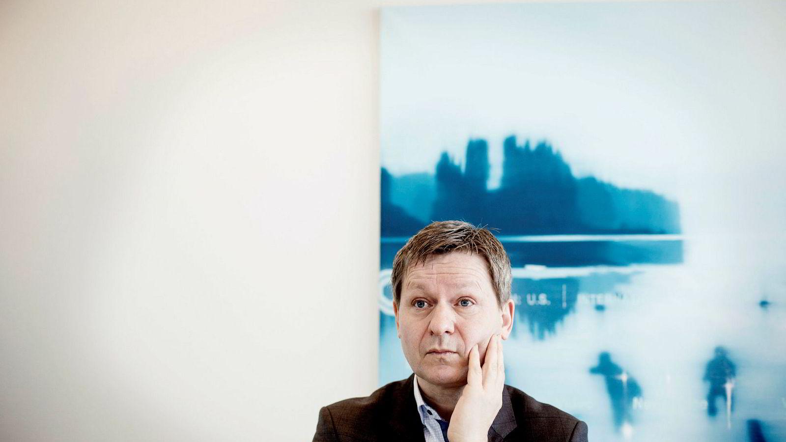 Sparebank 1 Markets kredittanalytiker Pål Ringholm mener det er forhold fra USA som trekker opp Nibor nå.