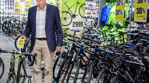 Gresvig-sjef Pål Heldrup Rasmussen får påpakning av Forbrukerombudet og risikerer millionbot. Foto: Javad Parsa