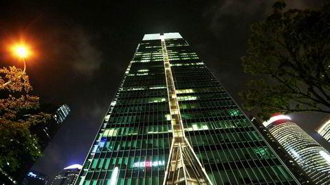 Jeg noterer meg at Halvor Hoddevik og Richard Priestley i kronikken «Oljefondets kinasyndrom» i DN 4. april kritiserer rapporten jeg, sammen med Magnus Dahlquist, utarbeidet, skriver artikkelforfatteren. Her fra lokalene til Oljefondet, Norges Bank Investment Management i Shanghai, Kina.