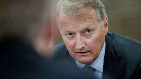 Konsernsjef Rune Bjerke i DNB må møte Forbrukerrådet i retten for dårlig avkastning på fondet DNB Norge