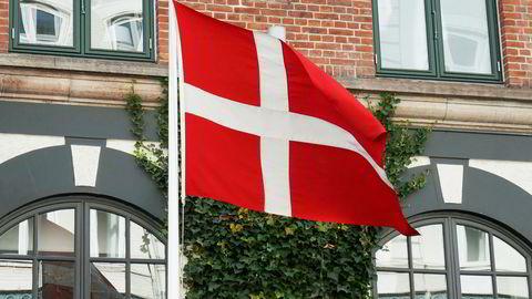 For første gang i Danmark har en boliglånskunde fått betalt for å låne penger.