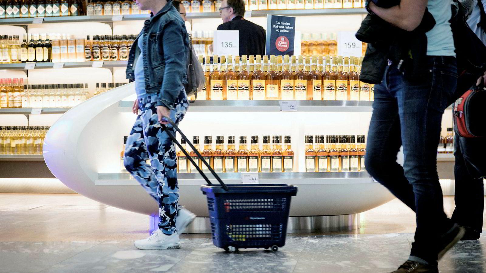 Travel Retail Norway (TRN) tror tobakkssalget kan komme til å øke etter Stortingets taxfree-vedtak.
