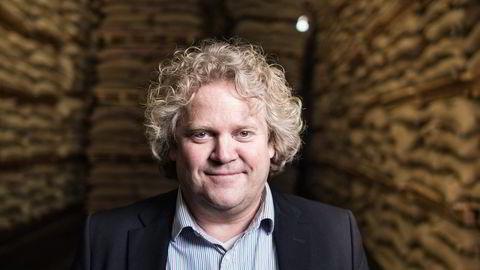 Johan Johannson gikk opp fra 2,2 milliarder til 4,1 milliarder kroner i formue ifjor. Foto: Luca Kleve-Ruud