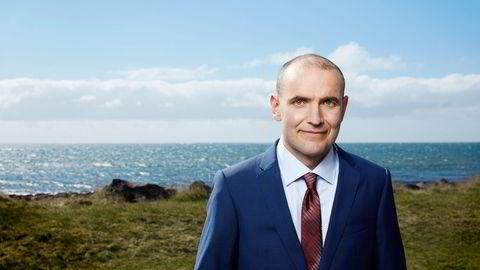 Som ny president vil Guðni Jóhannesson ha flere folkeavstemninger og kamp mot snusk og korrupsjon på Island. Foto: Axel Sigurðarson