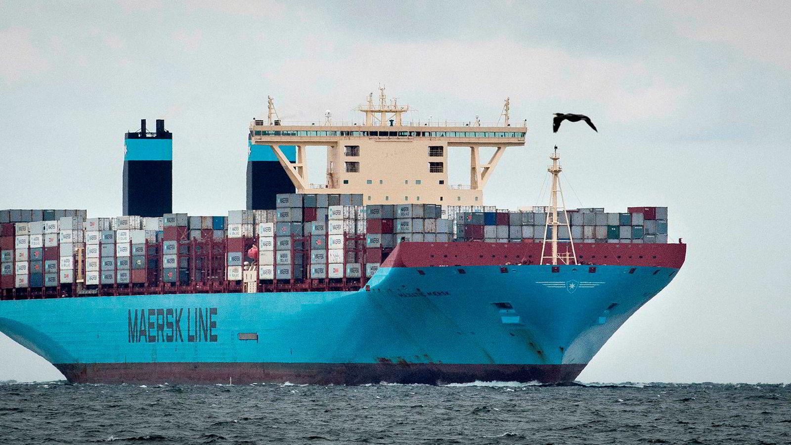 Danske Mærsk stopper all trafikk til og fra Iran nå i høst.