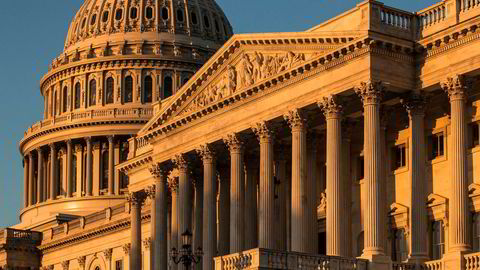 Det amerikanske deltatsvalget er drøye to uker unna.