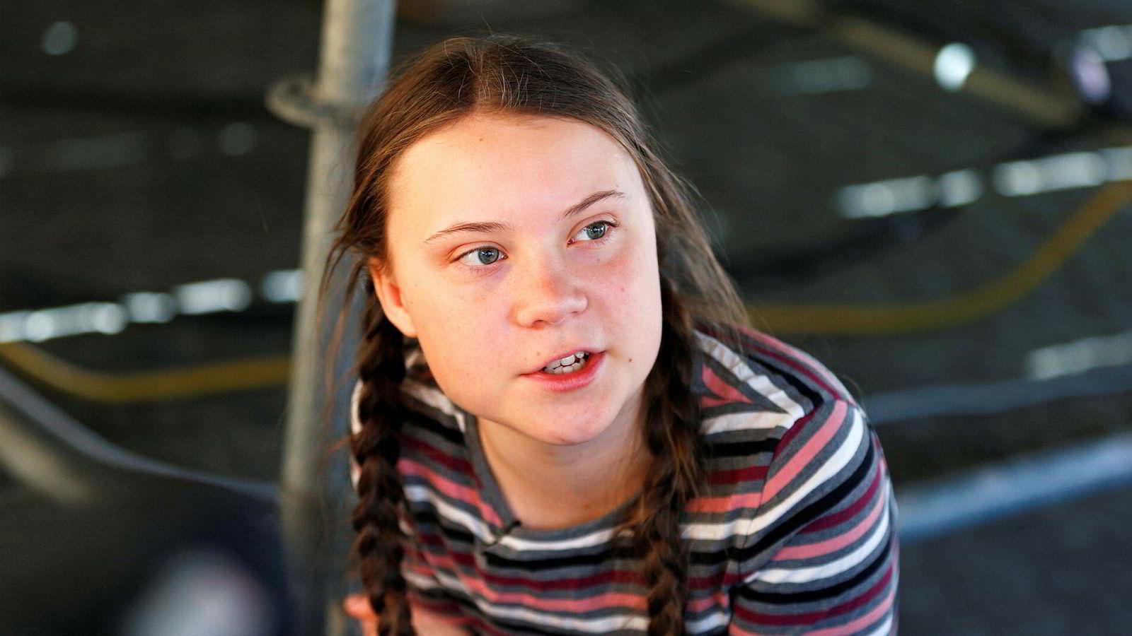 Tirsdag kom Greta Thunberg med hard kritikk mot medier for å ikke ha prioritert FNs nye rapport om utrydningstruede arter. Onsdag mottar Greta Thunberg og Natur og Ungdom Fritt Ords pris for 2019.