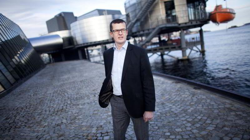 FORSTÅELSE: Professor Klaus Mohn ved Handelshøyskolen ved Universitetet i Stavanger. FOTO: Tomas Alf Larsen