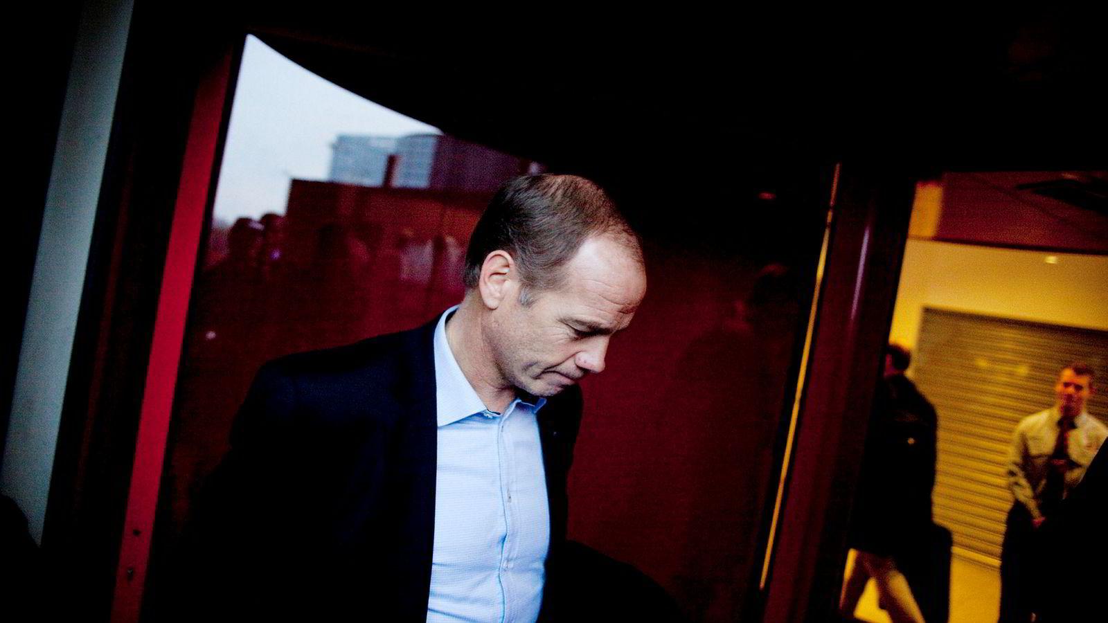 SAS-pilotenes forhandlingsleder Jens Lippestad sier de allerede har planer klare om opptrapping av streiken, før det er klart om det blir noen streik.