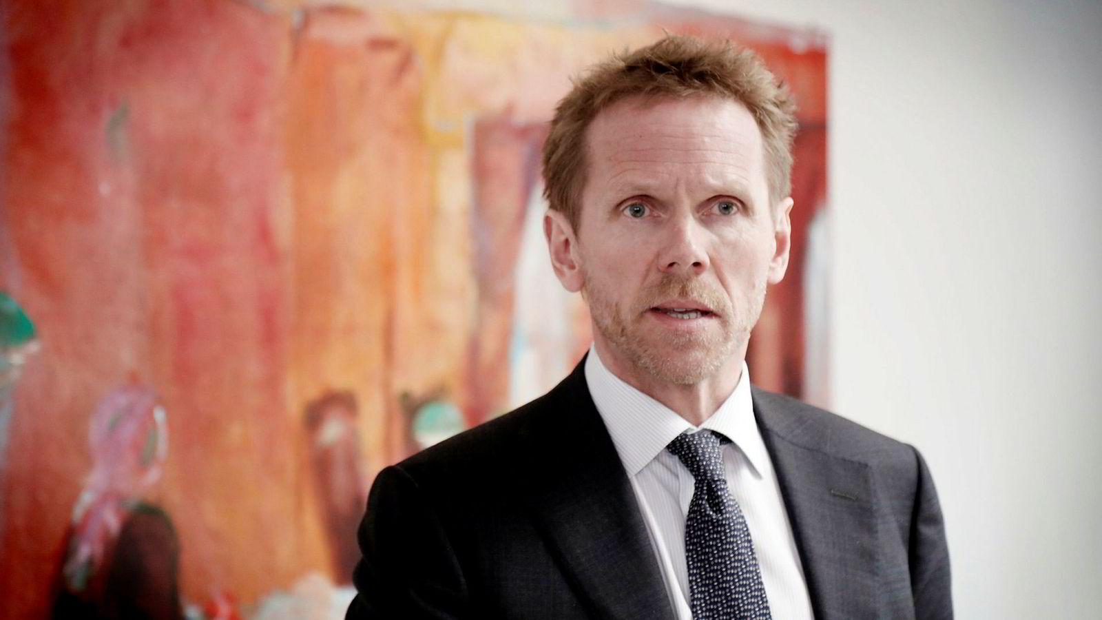 – Vi vil nå gå gjennom våre interne rutiner, sier regjeringsadvokat Fredrik Sejersted hos Regjeringsadvokaten.