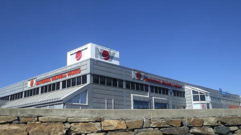 National Oilwell Varco i Kristiansand. Foto: Erlend Bjørtvedt