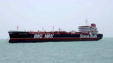 Tankeren «Stena Impero» har havnet i begivenhetenes sentrum de siste dagene, og bidratt til økt spenning i regionen rundt Hormuzstredet.