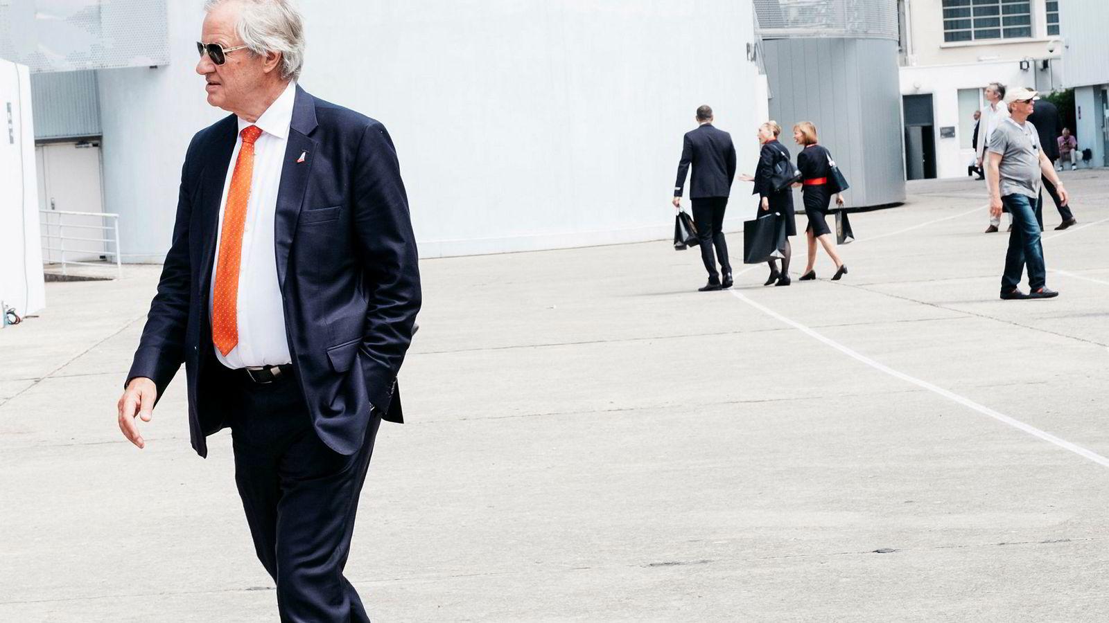 Norwegian dumper Bank Norwegian-aksjen fem-seks uker etter at Bjørn Kjos gikk av som toppsjef.