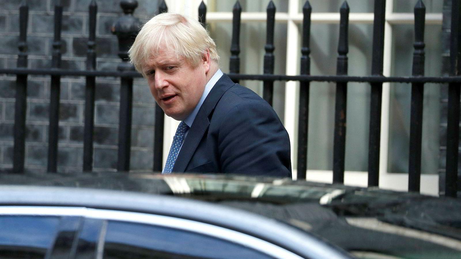 Boris Johnson gikk på nye nederlag onsdag.
